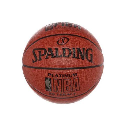 nba platinum legacy piłka do koszykówki braun/orange wyprodukowany przez Spalding
