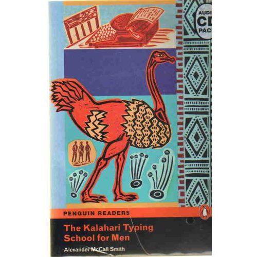 Penguin Readers, Poziom 4: The Kalahari Typing School for Men with CD (opr. miękka)