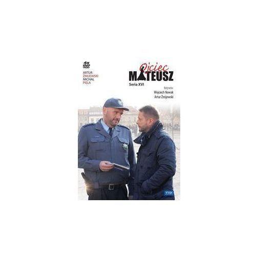 Ojciec mateusz seria 16 (płyta dvd) marki Telewizja polska - OKAZJE