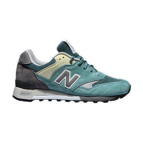 "Buty New Balance M577ETB ""English Tender Pack"" Made In The UK - Turkusowy 