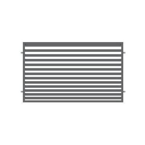 Polbram Przęsło ogrodzeniowe bali ii 200 x 150 cm