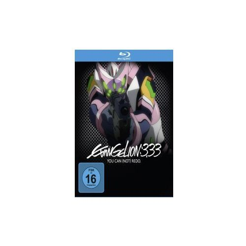 Evangelion 3.33 You Can (Not) Redo, 1 Blu-ray
