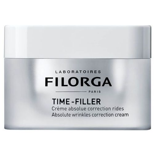 medi-cosmetique time-filler krem zapewniający kompleksową pielęgnację przeciwzmarszczkową 50 ml marki Filorga