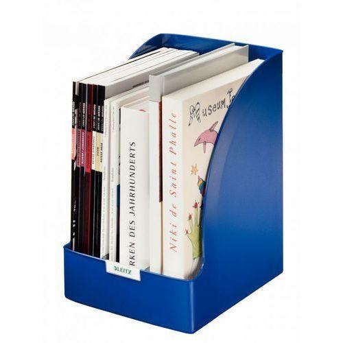 Pojemnik na dokumenty plus jumbo 5239-35 niebieski marki Leitz