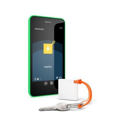 Lokalizator NOKIA WS-10 Treasure Tag Mini 02742H3 (Biały) + Zamów z DOSTAWĄ JUTRO!