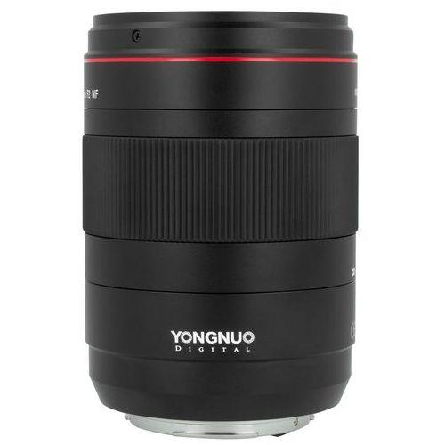 Yongnuo YN 60 mm f/2,0 Macro 1:1 do Canon EF