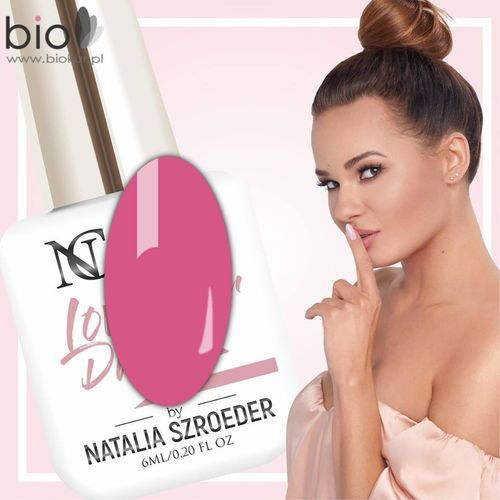 Be my sweetie - lakier hybrydowy 6ml - kolekcja natalia szroeder marki Nails company