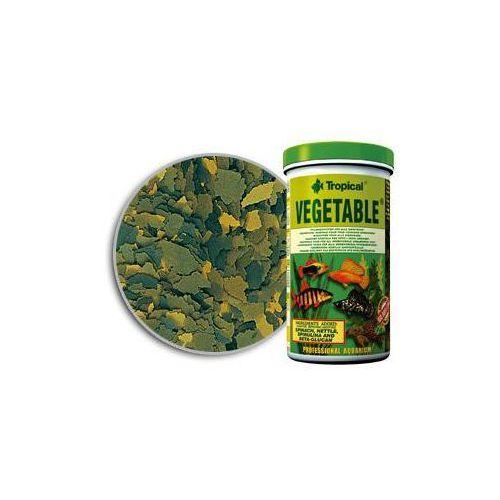 3-algae flakes d.vegetable wiaderko 21l 4kg marki Tropical