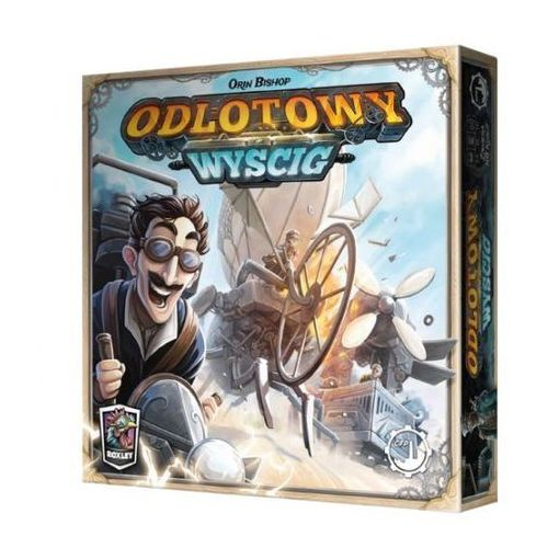 Games factory publishing Odlotowy wyścig (5906395371136)