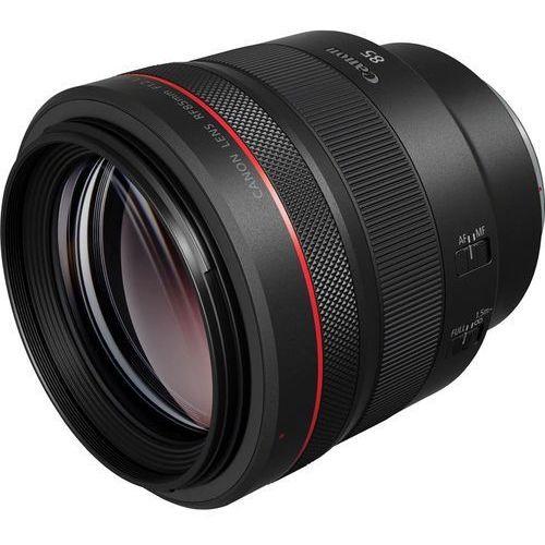 Obiektyw Canon RF 85 mm f/1.2L USM, 3447C005AA