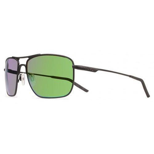 Okulary słoneczne re3089 groundspeed crystal polarized 01 ggn marki Revo
