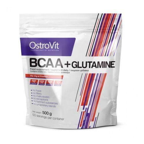 OstroVit BCAA + Glutamine 500g pure, FF35-2075C