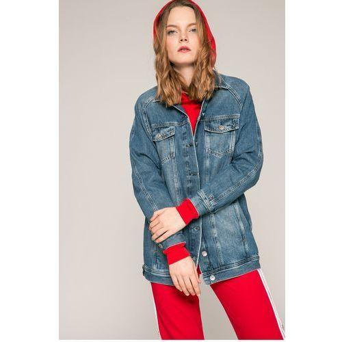 Tommy Jeans - Kurtka, jeans