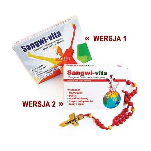 Sangwi-vita marki Wydawnictwo pomoc