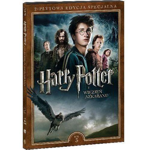 Galapagos Harry potter i więzień azkabanu. 2-płytowa edycja specjalna (2dvd) (płyta dvd) (7321908284457)
