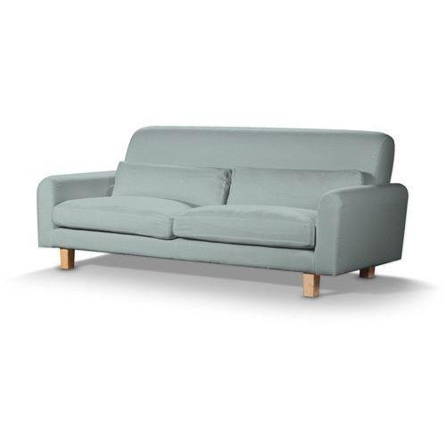 Dekoria pokrowiec na sofę nikkala krótki, pastelowa mięta, sofa nikkala, granada