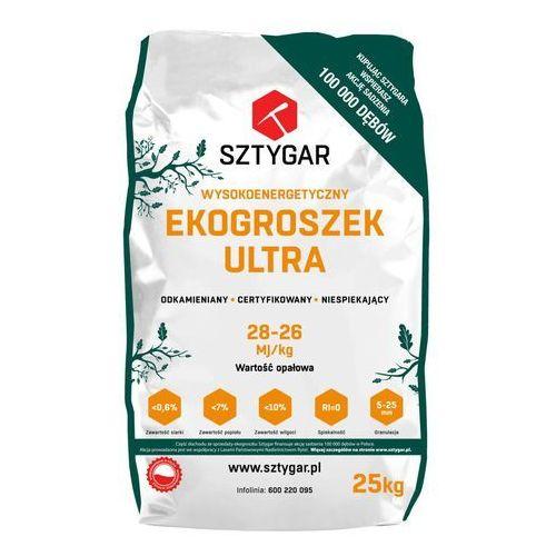 Ekogroszek ULTRA 28 MJ 25 kg SZTYGAR