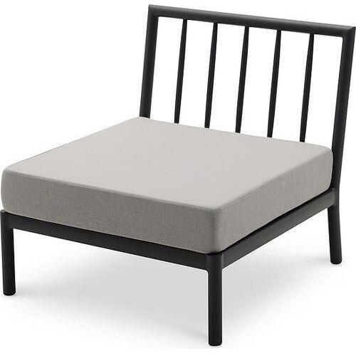 Fotel modułowy Tradition szary (5706420077466)