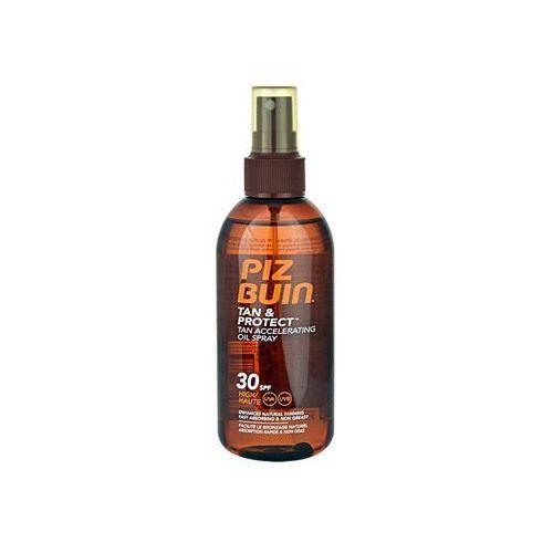 Piz Buin Tan & Protect olejek ochronny przyspieszający opalanie SPF 30 150 ml