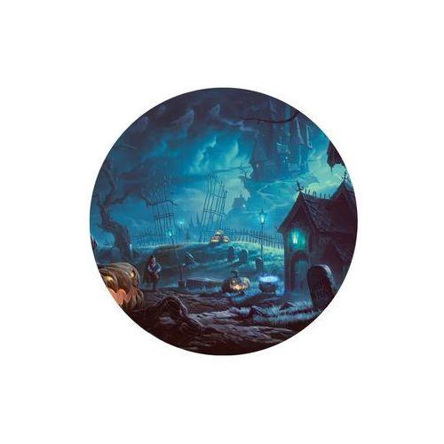Dekoracyjny opłatek tortowy halloween - 20 cm marki Modew