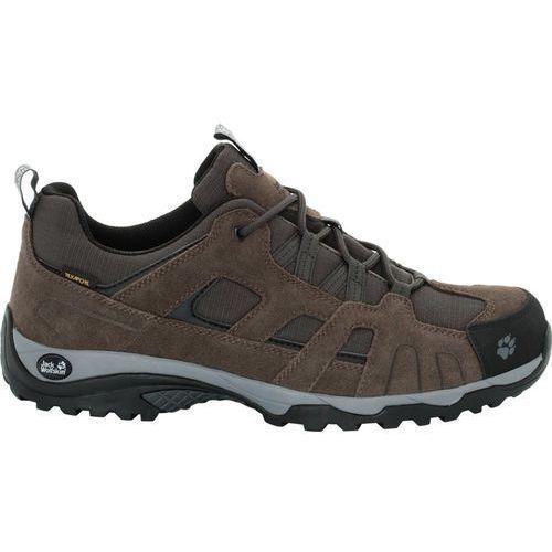 vojo hike texapore buty mężczyźni brązowy uk 9,5 | eu 44 2018 buty turystyczne, Jack wolfskin