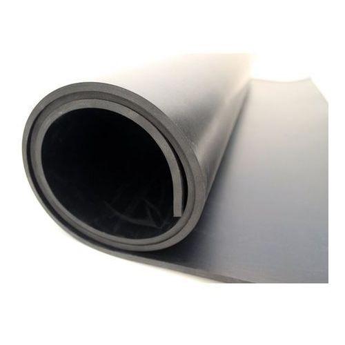 Guma przemysłowa, na mb, dł. rolki maks. 10 m, wys. 3 mm. twardość: shore-a, 65° marki Coba plastics