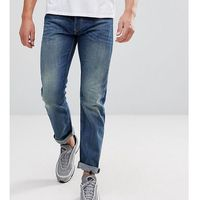 Replay Grover Straight Jeans Light wash - Blue, kolor niebieski