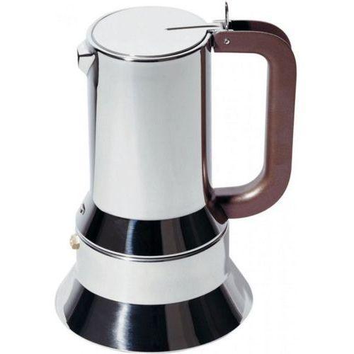 Alessi kawiarka do espresso ze stali nierdzewnej do indukcji (9090/6) darmowy odbiór w 21 miastach! (8003299011773)