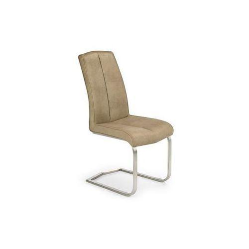 Giacomo stylowe krzesło beż / gwarancja 24m / najtańsza wysyłka! marki Halmar