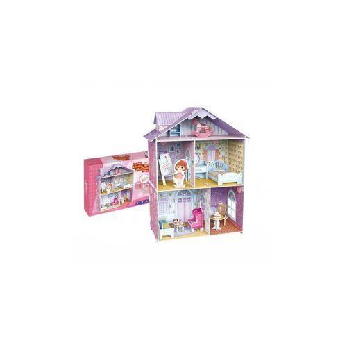 Puzzle 3d little artist's dollhouse marki Cubicfun