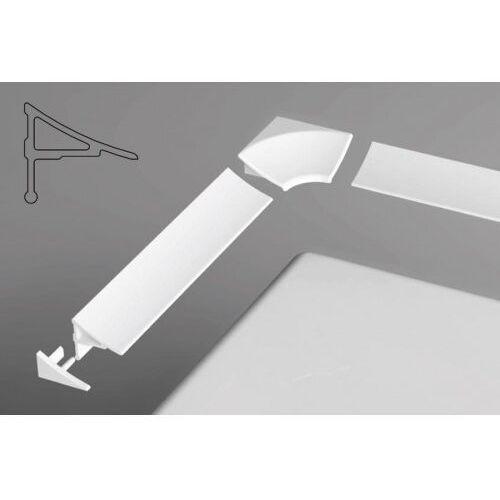 Ravak listwa maskująca 110 cm biała xb461100001 (8592626000585)