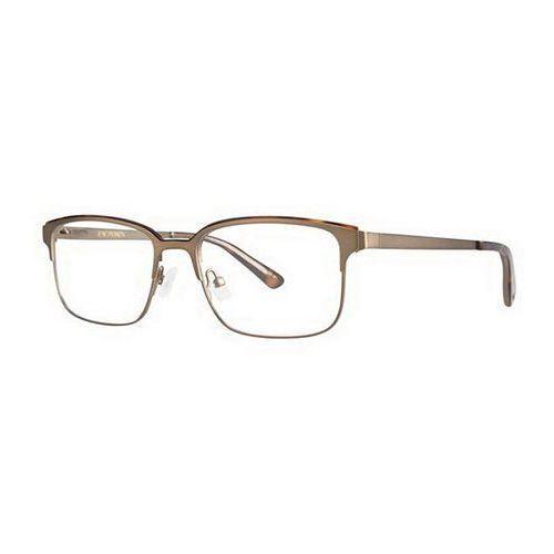 Okulary korekcyjne redford crystal tortoise marki Zac posen