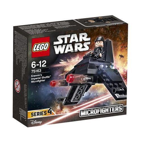 Lego STAR WARS Imperialny wahadłowiec krennica 75163