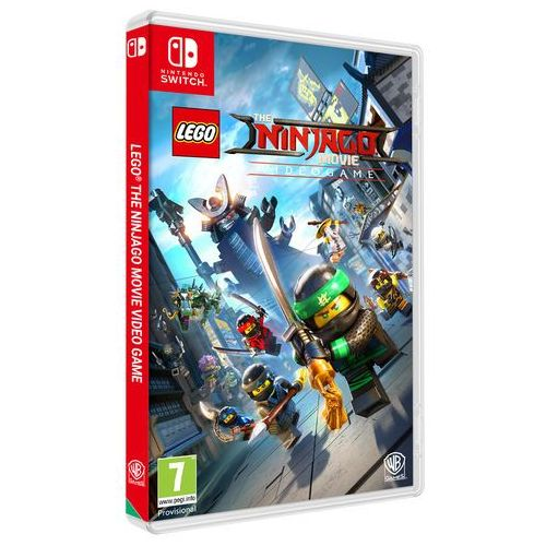 LEGO Ninjago Movie - Gra wideo PL NSWITCH (5051892210478)