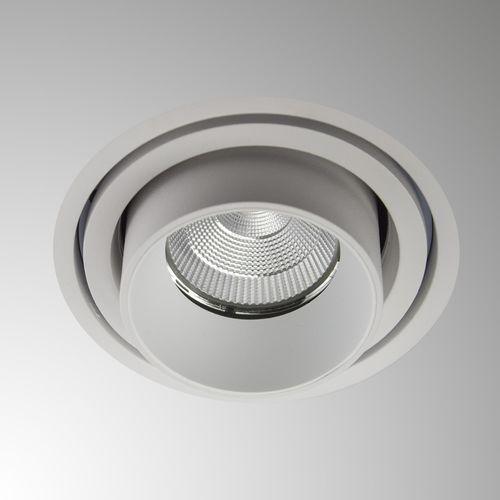 Oprawa do wbudowania PERISCOPE białe / białe 1910901.01.01 - Imperium Light