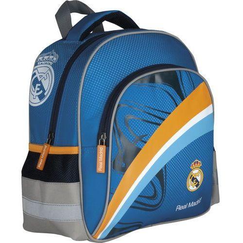 Plecak wycieczkowy RM-32 Real Madryt + zakładka do książki GRATIS - produkt z kategorii- Tornistry i plecaki
