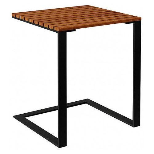 Stolik ogrodowy Norin - 24 kolory, Zamtar stolik do ławki