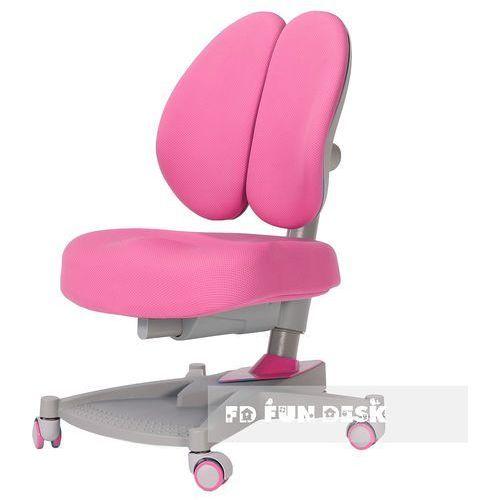 Contento pink - ergonomiczne krzesełko z regulacją wysokości - złap rabat: kod50 marki Fundesk