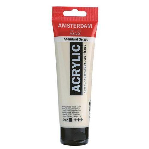 Talens Amsterdam Acryl Farba 292 Nap Y Rd L 120ml, TAL17092922