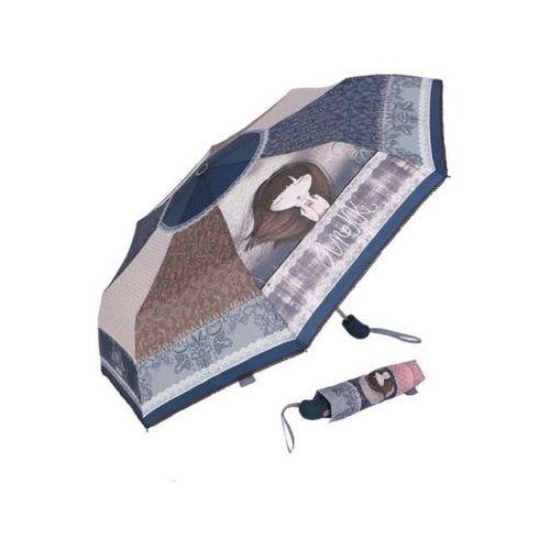 Parasolka automatyczna Anekke granatowa