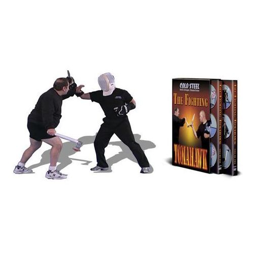 Dvd  the fighting tomahawk (vdft) marki Cold steel