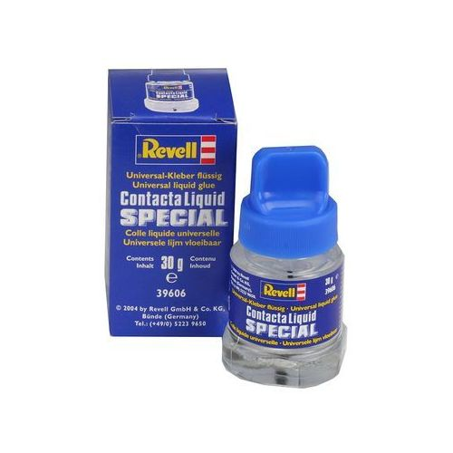 Klej modelarski Contacta Liquid Special / 30g Revell 39606, 39606