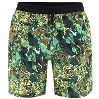 spodnie sportowe brązowy / żółty / jodła / czarny, Nike, S-XL