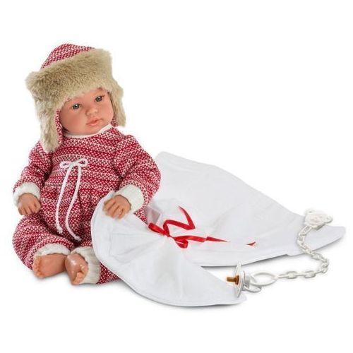 Lalka Bobas Bebita noworodek 36 cm