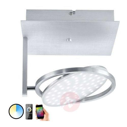 Paul neuhaus Lampa ścienna , 6801-95 q®, 4.2 w, ciepły biały, biały neutralny, biały - światła dziennego (4012248290897)