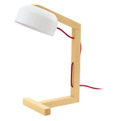 Eglo 94035 - Lampa stołowa GIZZERA 1xE27/60W/230V