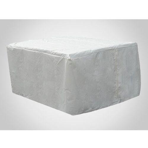 Beliani Pokrowiec ochronny beżowy do italy, rimini, veneto 210 x 150 x 90 cm
