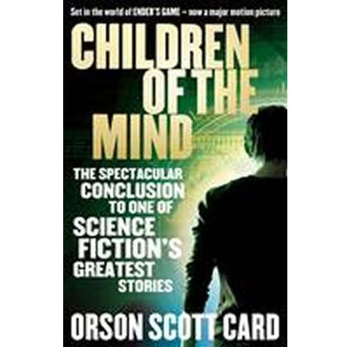 Children of the Mind (9780356501871)