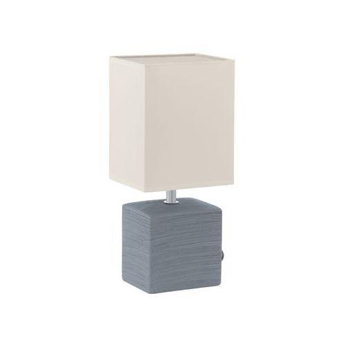 93044 – lampa stołowa mataro 1xe14/40w marki Eglo