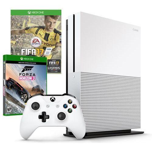 Konsola Microsoft Xbox One S 1TB - Dobra cena!